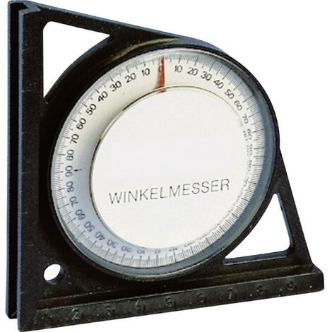 Goniomètre pour pointage dantenne parabolique