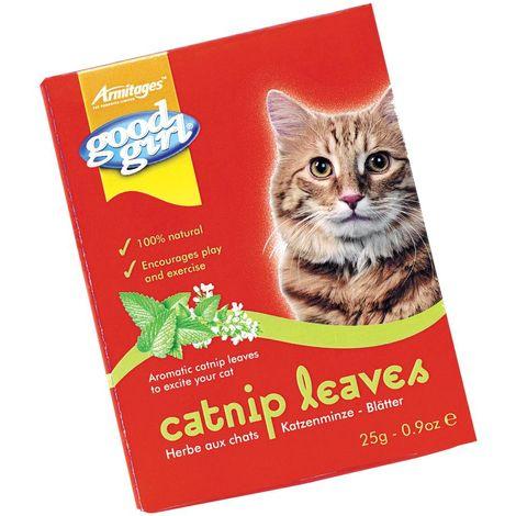 Good Girl Catnip Leaves (25g) (May Vary)