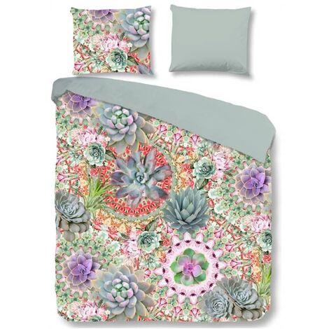 """Good Morning Duvet Cover """"Desert Flower"""" 140x200/220 cm"""