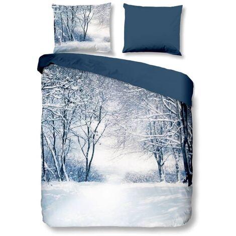 Good Morning Duvet Cover WINTER 135x200cm Flannel