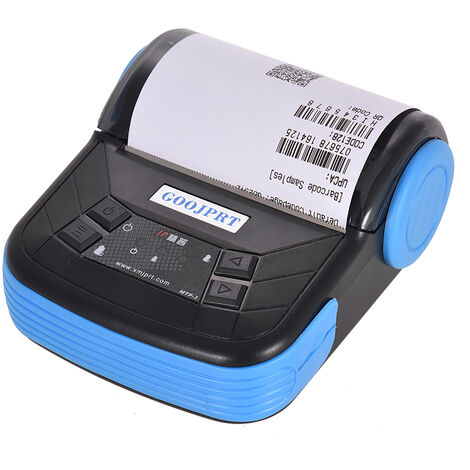 GOOJPRT MTP-3, Impresora termica BT de 80 mm, para impresion de recibos