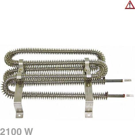 Gorenje Heizelement, Heizung 2100W, 230V für Privileg, Quelle, Gorenje, Viking Trockner - Nr.: 115554, ersetzt 616647