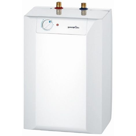 Gorenje U Boiler 9.9 L PRESSURE water heater sub-table
