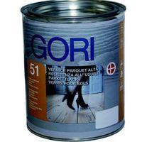 GORI 51 - Vernice per parquet e scale