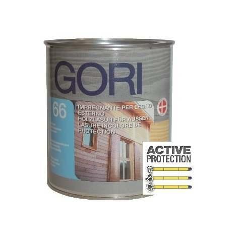 GORI 66 - Impregnante di finitura per legno esterno