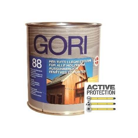 GORI 88 - Finitura trasparente per tutti i legni esterni