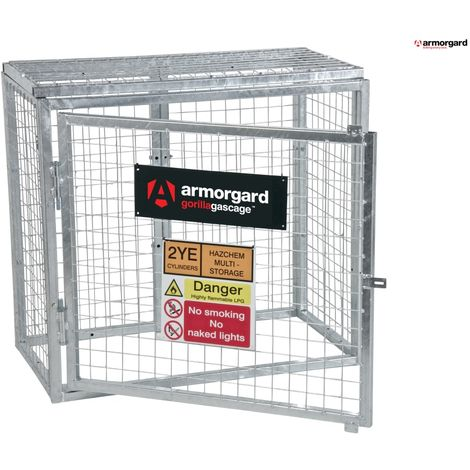 GORILLA BOLT TOGETHER GAS CAGE 1000X500X900MM
