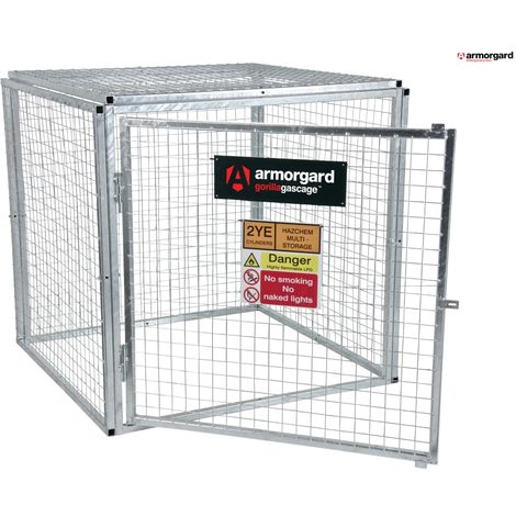 GORILLA BOLT TOGETHER GAS CAGE 1200X1200X1200MM