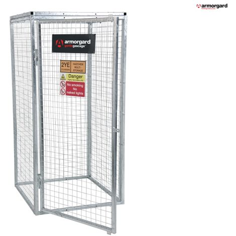 GORILLA BOLT TOGETHER GAS CAGE 900X900X1800MM
