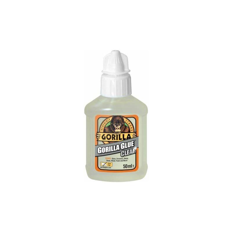 Image of Gorilla Glue Clear 50ml ( GGCL50) - GRG