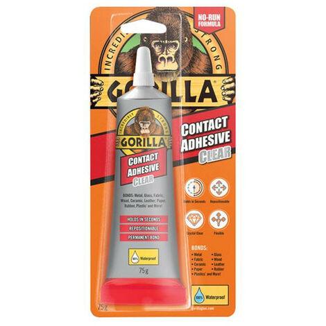 Gorilla Glue GRGCAC75 Contact Adhesive Clear 75g