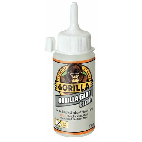 Gorilla Glue GRGGGCL110 Gorilla Glue Clear 110ml
