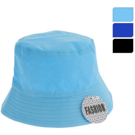 9071d2e1e9eb1 Gorro Estilo Pescador Colores Surtidos (Azul Marino. Azul Y Negro)