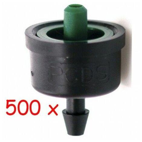 Gotero Autocompensante 4 l/h iDROP. 500 unidades