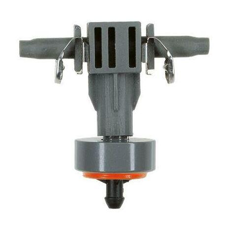 Gotero lineal regulador de caudal 2 L/h, 10 ud