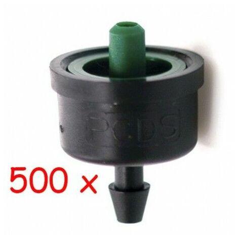 Gotero Turbulento 4 l/h iDROP. 500 unidades