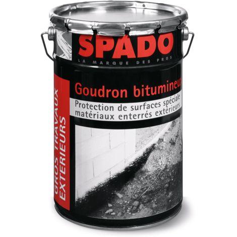 Goudron bitumeux Spado