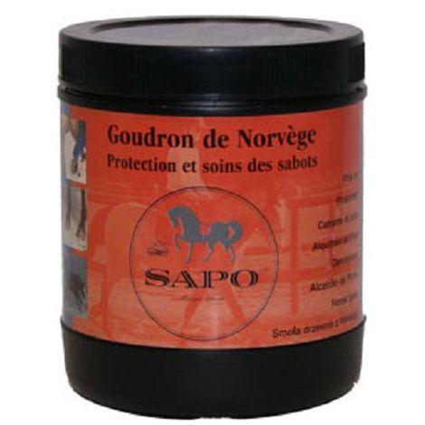 Goudron de Norvège Désignation : Goudron de Norvège | Conditionnement : 750 ml Sapo 50400
