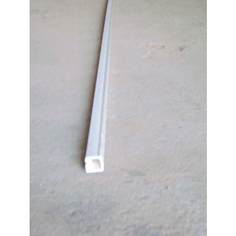 Goulotte 10x10mm blanche CC ARTIC (au metre) PLANET WATTHOM 14223