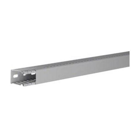 Goulotte de câblage Hager BA6 40040 gris 1 pc(s)