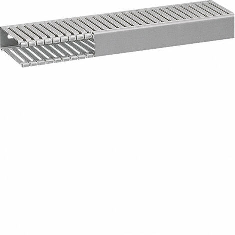 Goulotte de câblage horizontale quadro4-quadro5-quadro+acces 30x80 longueur 500 (UC912)