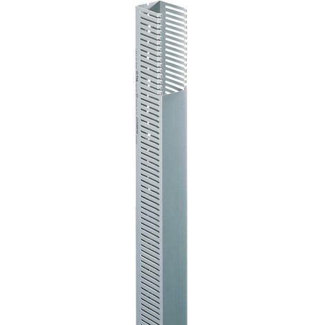 Goulotte de câblage verticale quadro4-quadro5-quadro+acces 60x80 l 2000mm