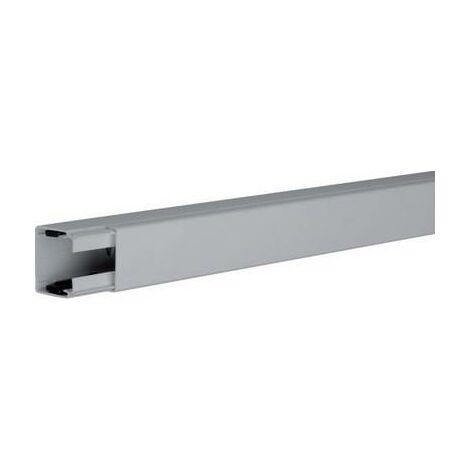Goulotte de câble Hager LF4004007030 gaine technique pour installations électriques (L x l x h) 2000 x 40 x 40 mm 1 pc(