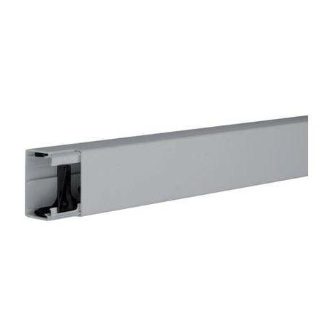 Goulotte de câble Hager LF4006007030 gaine technique pour installations électriques (L x l x h) 2000 x 57 x 40 mm 1 pc(
