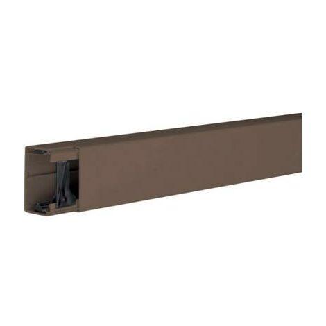 Goulotte de câble Hager LF4006008014 gaine technique pour installations électriques (L x l x h) 2000 x 57 x 40 mm 1 pc(