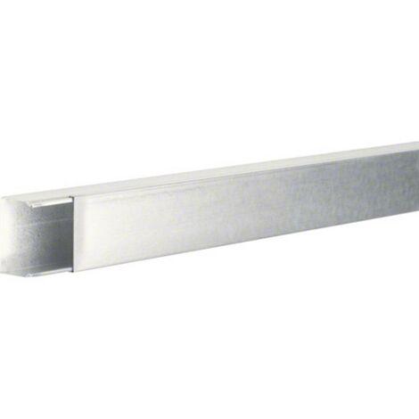 Goulotte de câble Hager LFS3004509010 LFS3004509010 gaine technique pour installations électriques (L x l x h) 2000 x 45 x 30 mm 1 pc(s) blanc pur (RAL 9010)