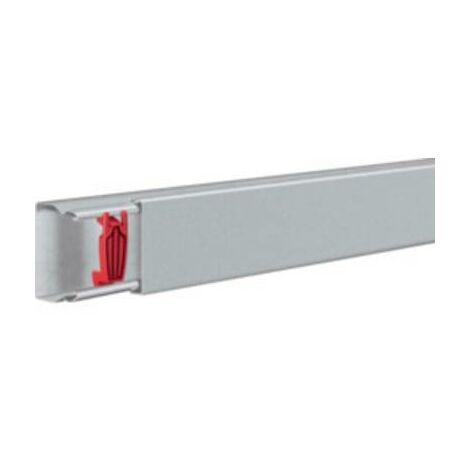Goulotte de câble Hager LFS400600VERZ gaine technique pour installations électriques (L x l x h) 2000 x 60 x 40 mm 1 pc