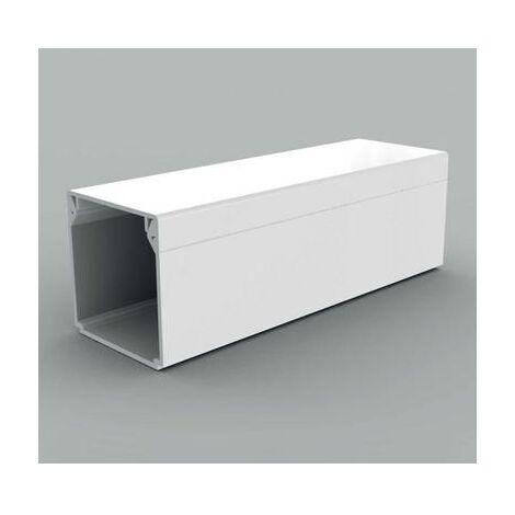 Goulotte de câble KOPOS LHD 40X40_P2 gaine technique pour installations électriques (L x l x h) 2000 x 40 x 40 mm 1 pc(