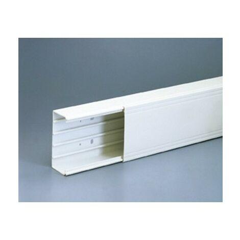 Goulotte de distribution mono-couvercle TA-G - Barre de 2m - 100 x 40mm