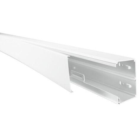 Goulotte de distribution Viadis 10x10 mm longueur 2 mètres