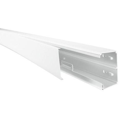 Goulotte de distribution Viadis 16x12,5 mm longueur 2 mètres