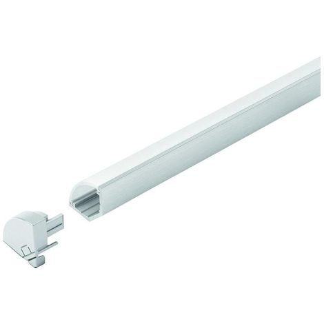 Goulotte LED H opal L 3000 mm, Profil