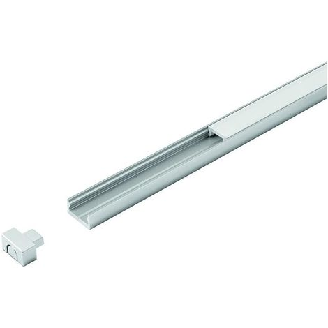 Goulotte LED i clair L 3000 mm, Profil