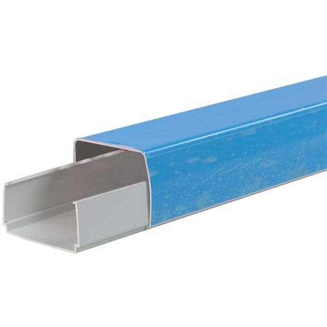 Goulotte Optimal - 30 x 30 mm - Longueur : 2 m