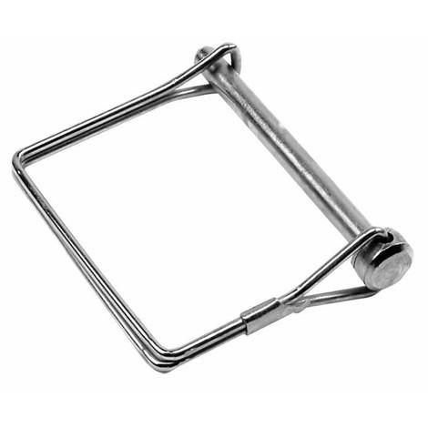 Goupille arc rectangle ø 6 (Lot de 10 )