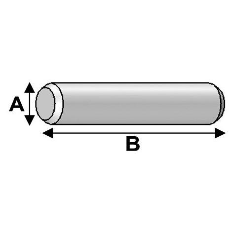 Goupille D. 12 x 90 mm - Fixtout - -