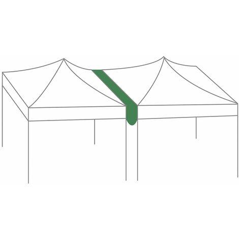 Gouttière de 3M en 420D polyester enduction PVC pour la tente 40/50mm 2*3/3*3/3*4.5m avec velcro