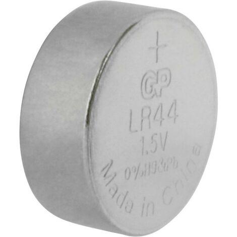 GP Batteries AG13 Knopfzelle LR 44 Alkali-Mangan 110 mAh 1.5V S161651