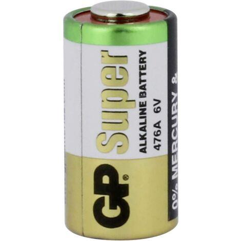 GP Batteries GP476A Spezial-Batterie 476A Alkali-Mangan 6V 105 mAh X37570