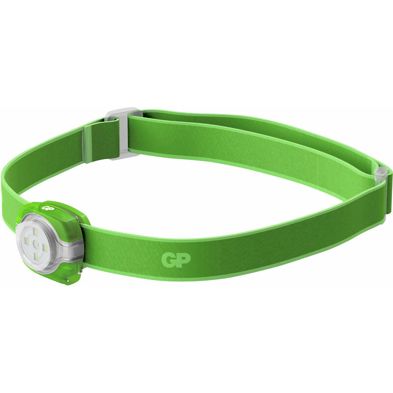 Image of GPACTCH31000 Discovery CH31 Kids Head Torch Green with 2x CR2025 - Gp Batteries