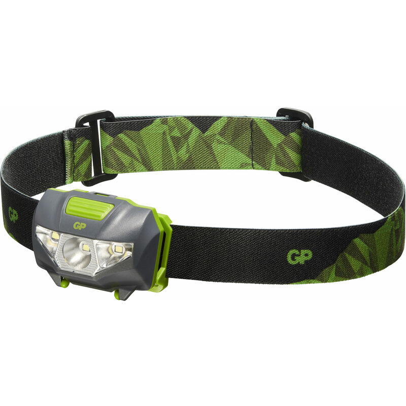 Image of GPACTCH32000 GP Discovery CH32 Entry Level Head Torch with 3 AAA - Gp Batteries