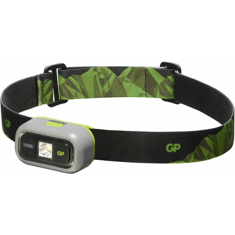 Image of GPACTCH33000 GP Discovery CH33 Mid Range Head Torch with 1 AA - Gp Batteries