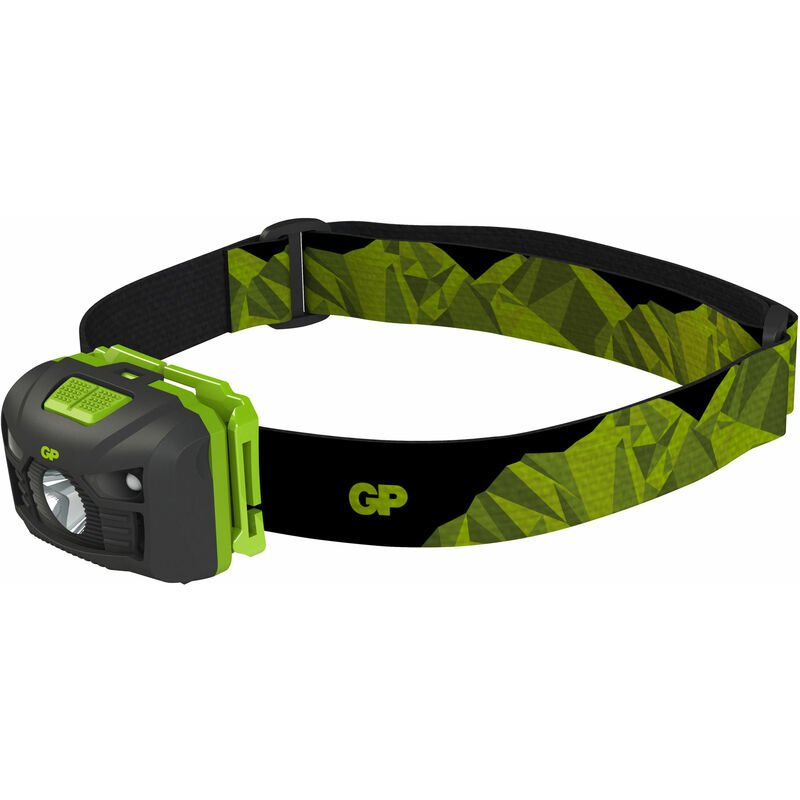 Image of GPACTCH34000 GP Discovery CH34 Premium Head Torch with 3 AAA - Gp Batteries