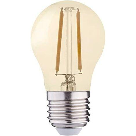 GP Lighting LED Mini Globus Gold E27 1,2W (25W)Filament GP 080596 marca GP BATTERIES