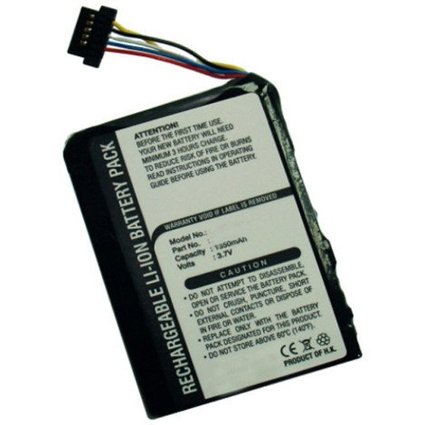 GPS battery 3.7V 1500mAh - E3MT07135211