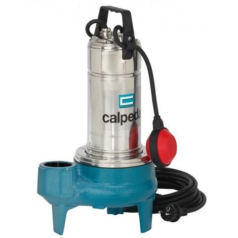 GQSM 50-8 - Monophasé de Calpeda - Pompe de relevage eaux chargées